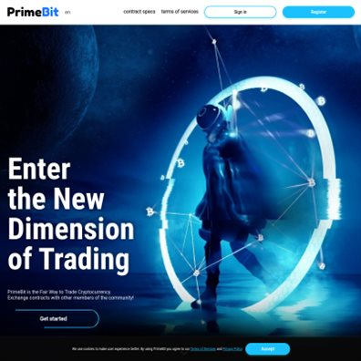 Details : PrimeBit Exchange