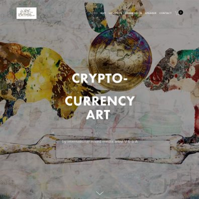 Details : Cryptocurrency Art