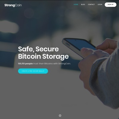 Details : StrongCoin