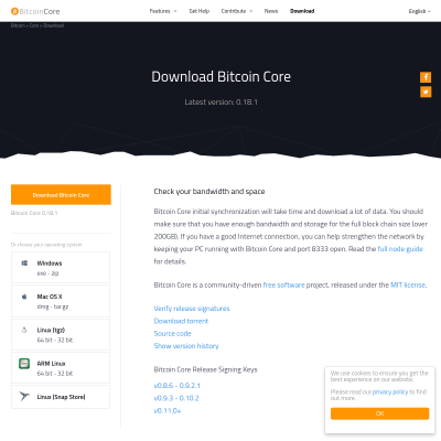 Details : Download - Bitcoin